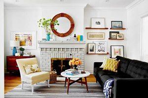 مبل مناسب خانه با متراژ کم