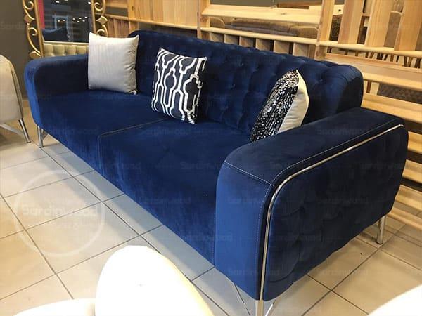کاناپه راحتی تخت شو رویکا