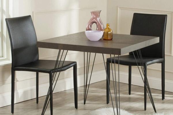 میز ناهارخوری مربع
